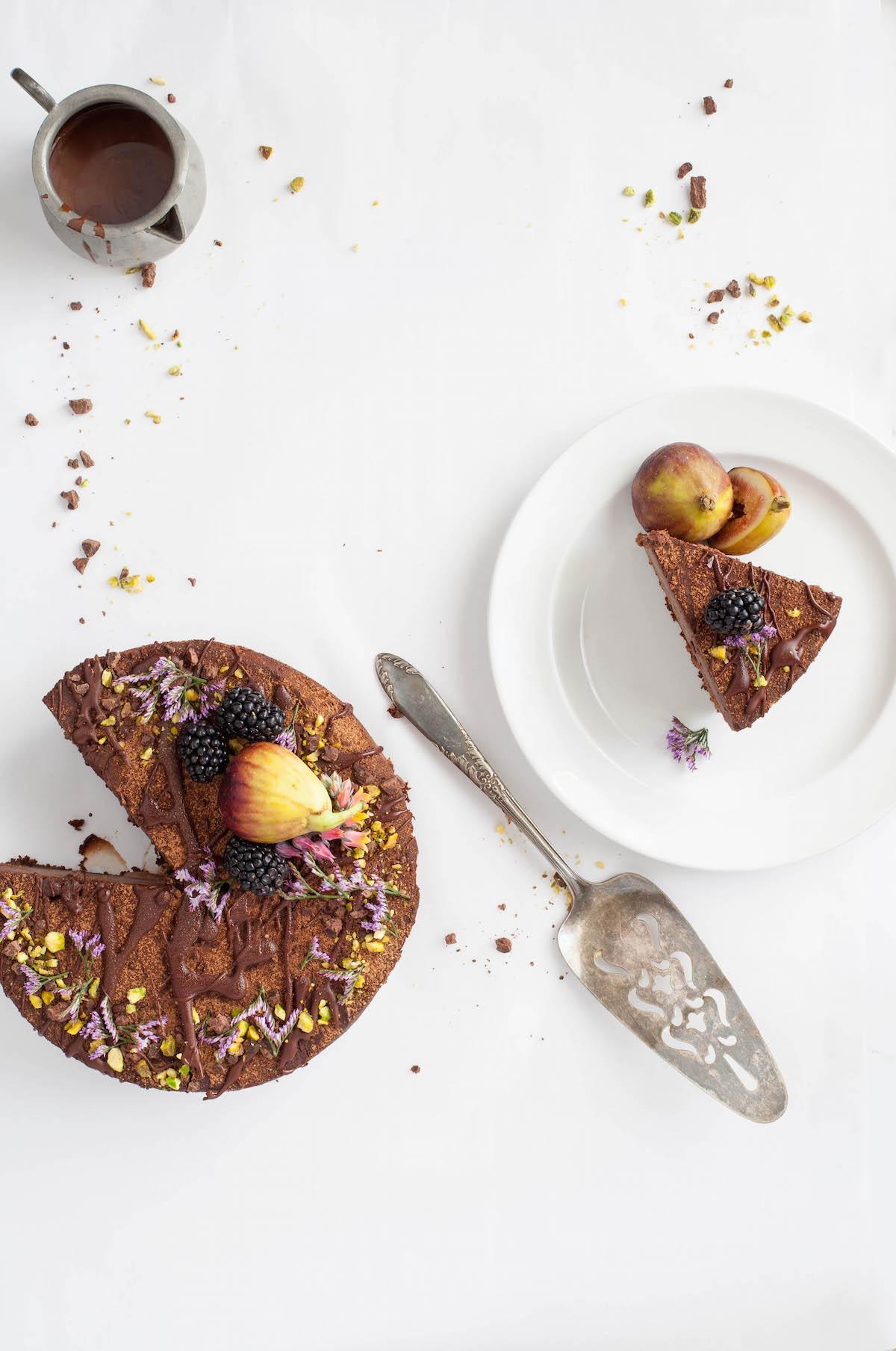 Chocolate Dream Cheesecake 5