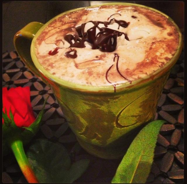 Paleo Hot Cacao