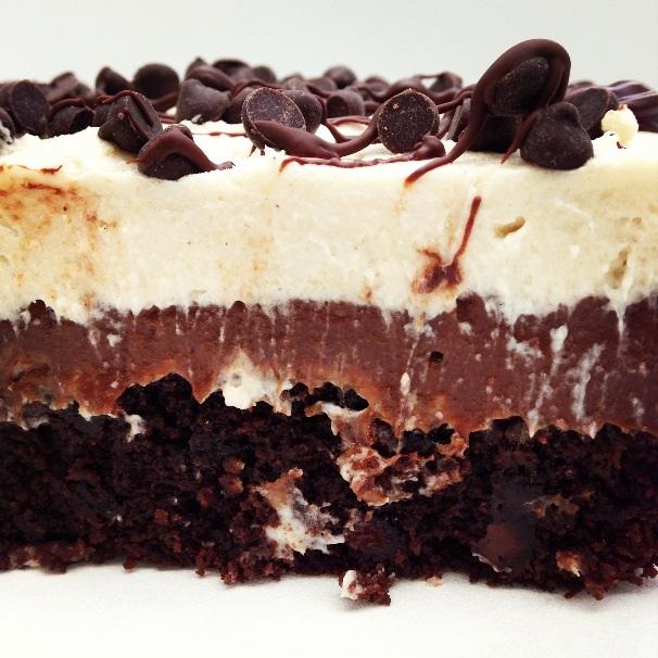 Chocolate Lasagna 3
