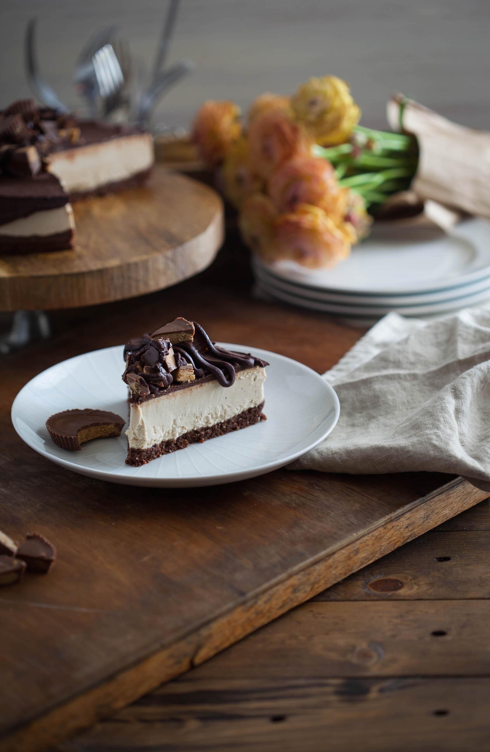 Reese's Cheesecake 3