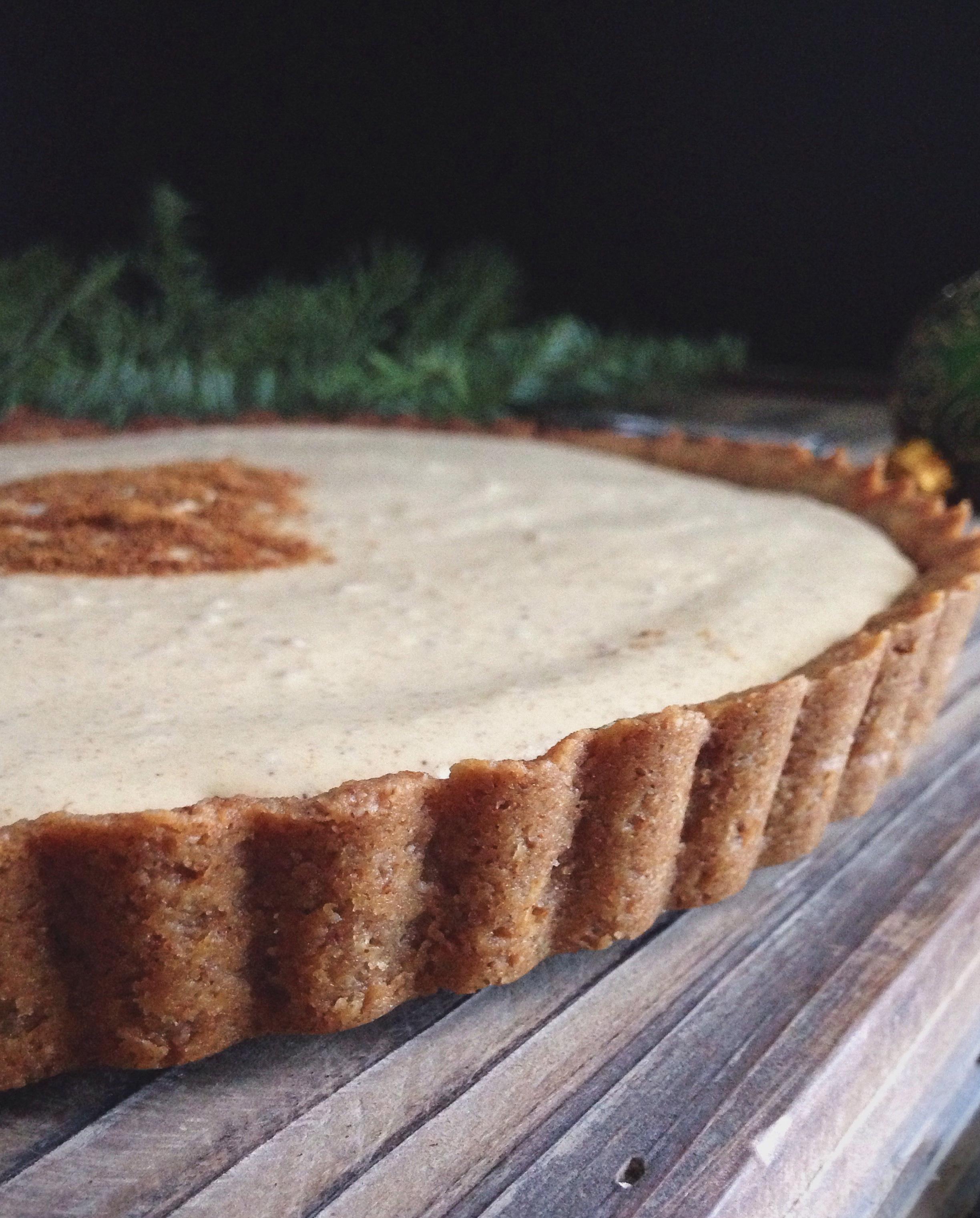 Eggnog Chiffon Pie 3