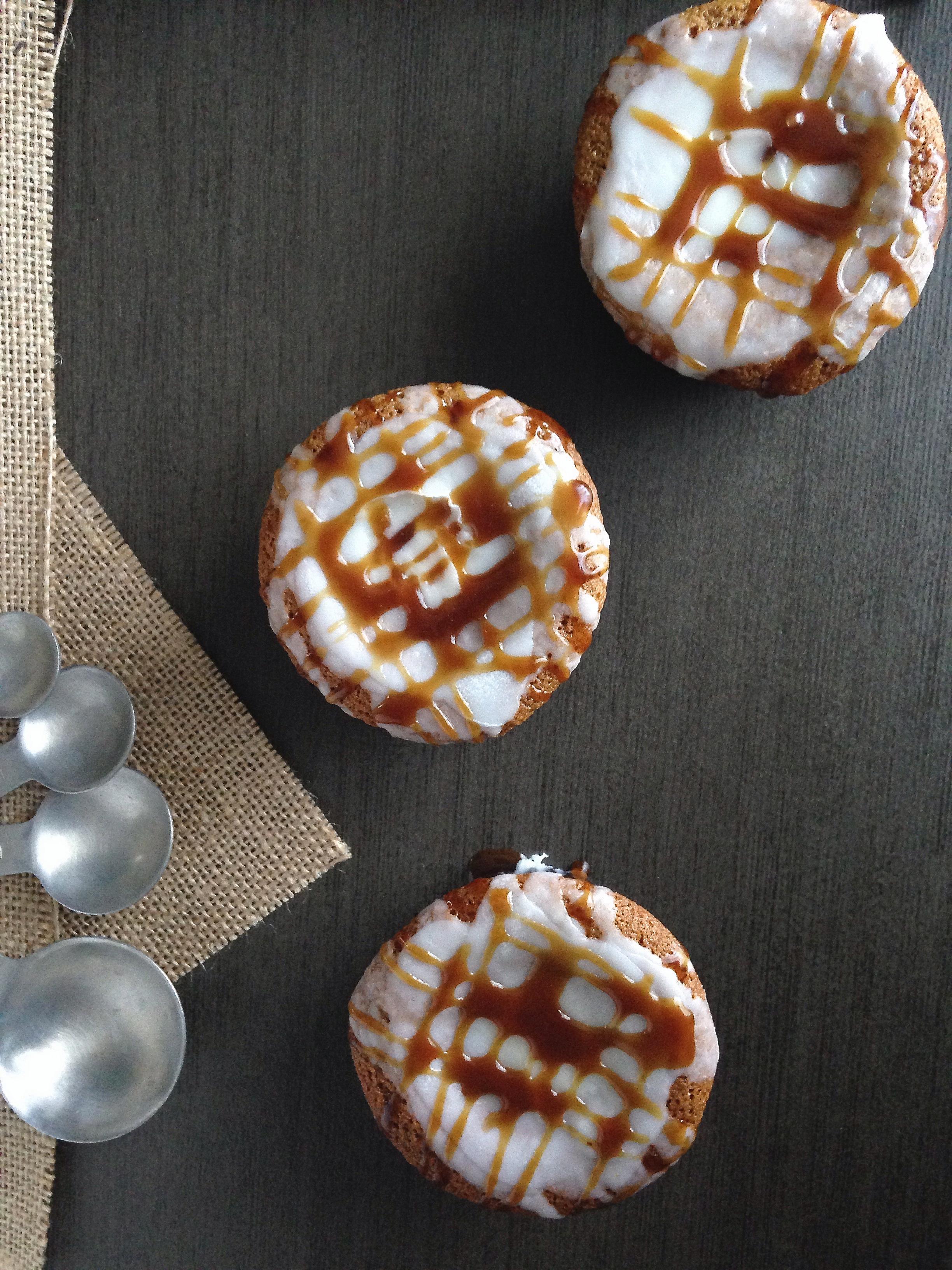Caramel Macchiato Muffins 3