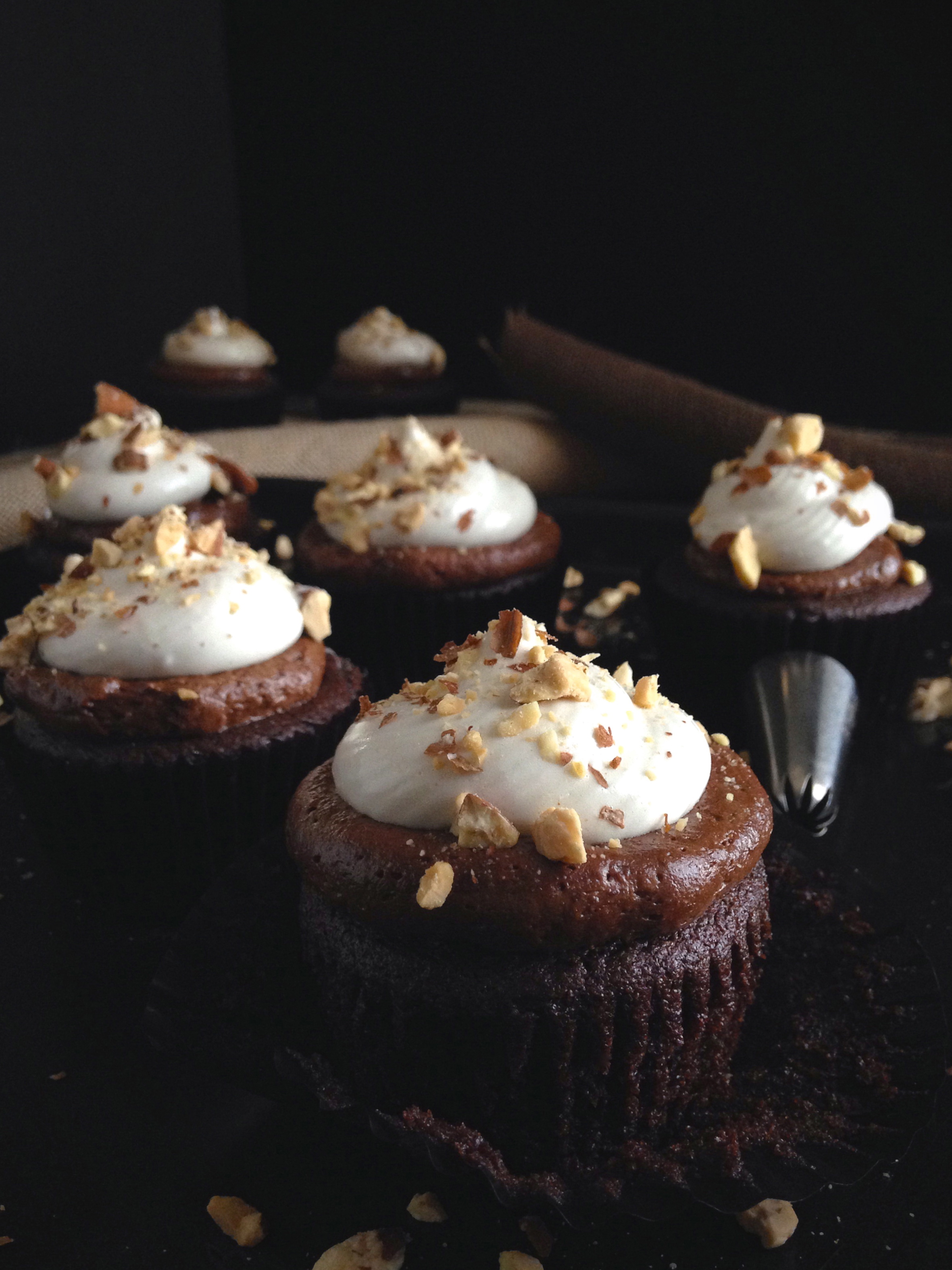 Rocky Road Cupcake 6