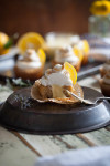 Paleo Lemon Meringue Cupcakes