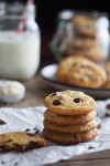 Simple Paleo Chocolate Chip Cookies