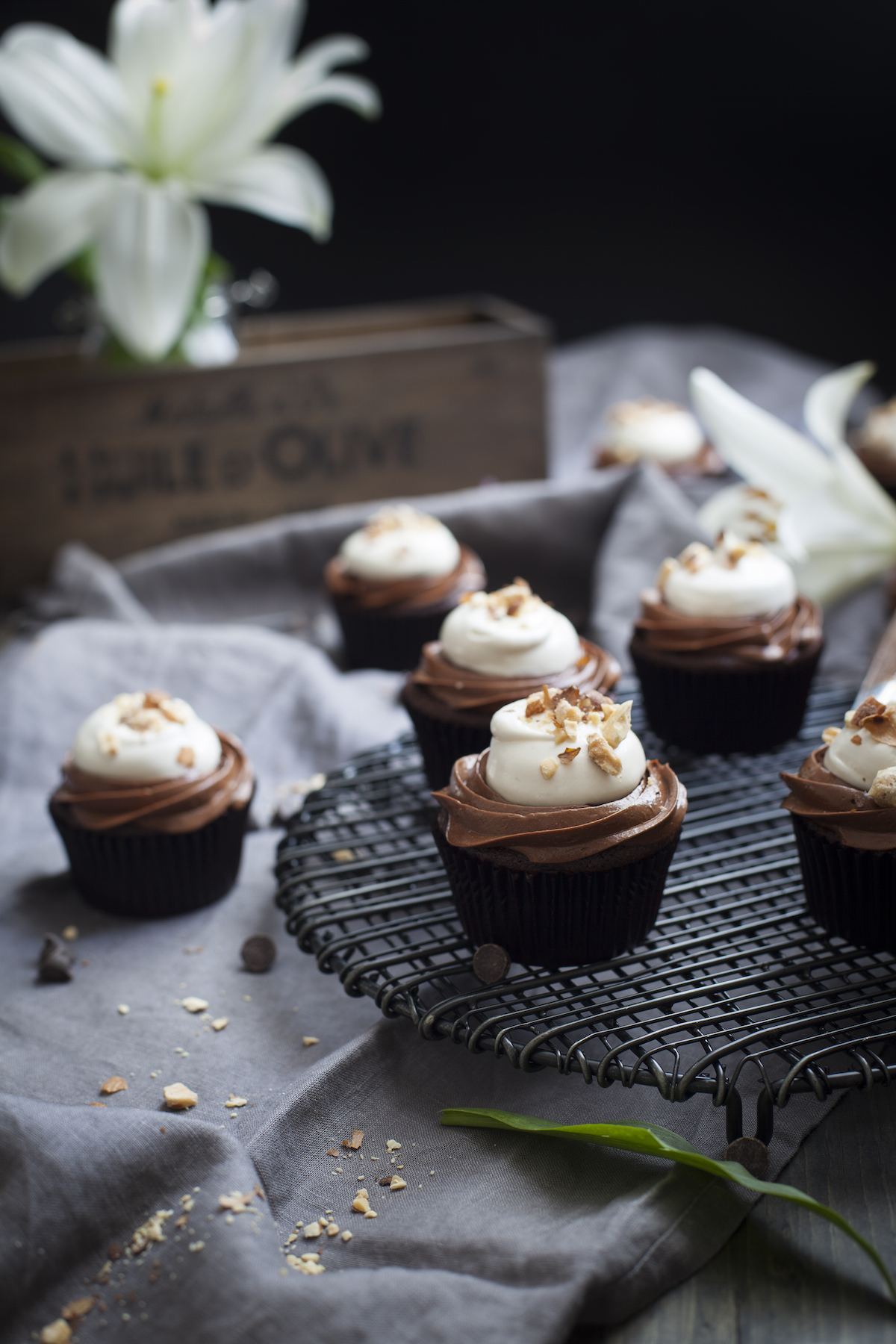 Rocky Road Cupcakes
